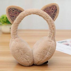 Cat Ear Earmuffs NEW